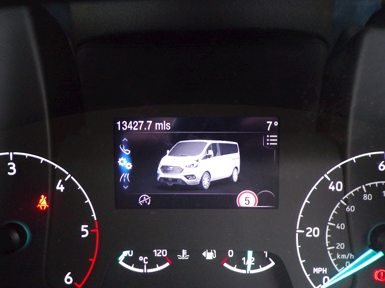 Ford Tourneo Custom 310 Sport Rare L2 170ps