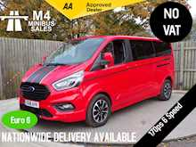 Ford Tourneo Custom 310 Sport Rare L2 170ps - Thumb 14
