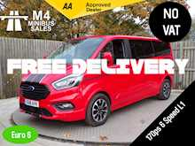 Ford Tourneo Custom 310 Sport Rare L2 170ps - Thumb 0
