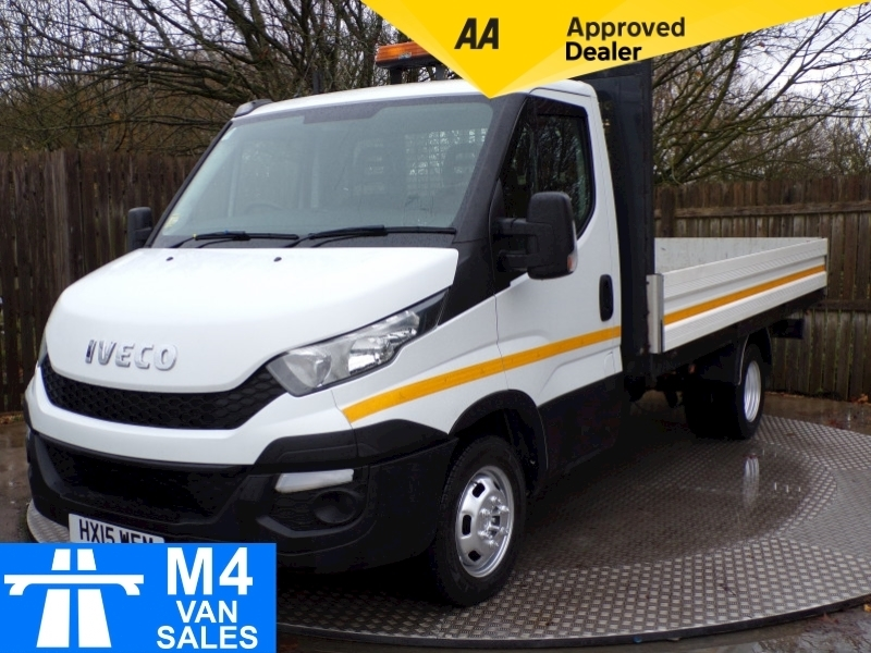Iveco Daily 35C13 LWB Dropside 10FT 5