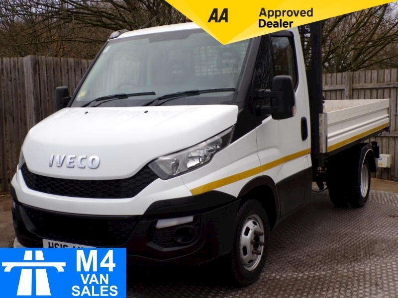 Iveco Daily 35C13 MWB Tipper 10ft 5