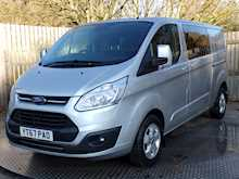 Ford Transit Custom 310 Limited LWB Crewvan EURO 6 - Thumb 1