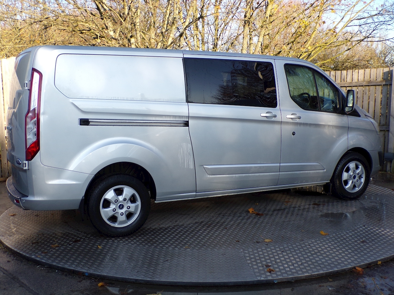 Ford Transit Custom 310 Limited LWB Crewvan EURO 6