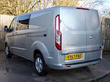Ford Transit Custom 310 Limited LWB Crewvan EURO 6 - Thumb 7