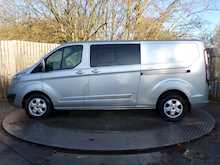 Ford Transit Custom 310 Limited LWB Crewvan EURO 6 - Thumb 8