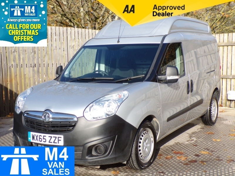 Vauxhall Combo 2300 LWB Cdti 1.6 High Roof Image 1