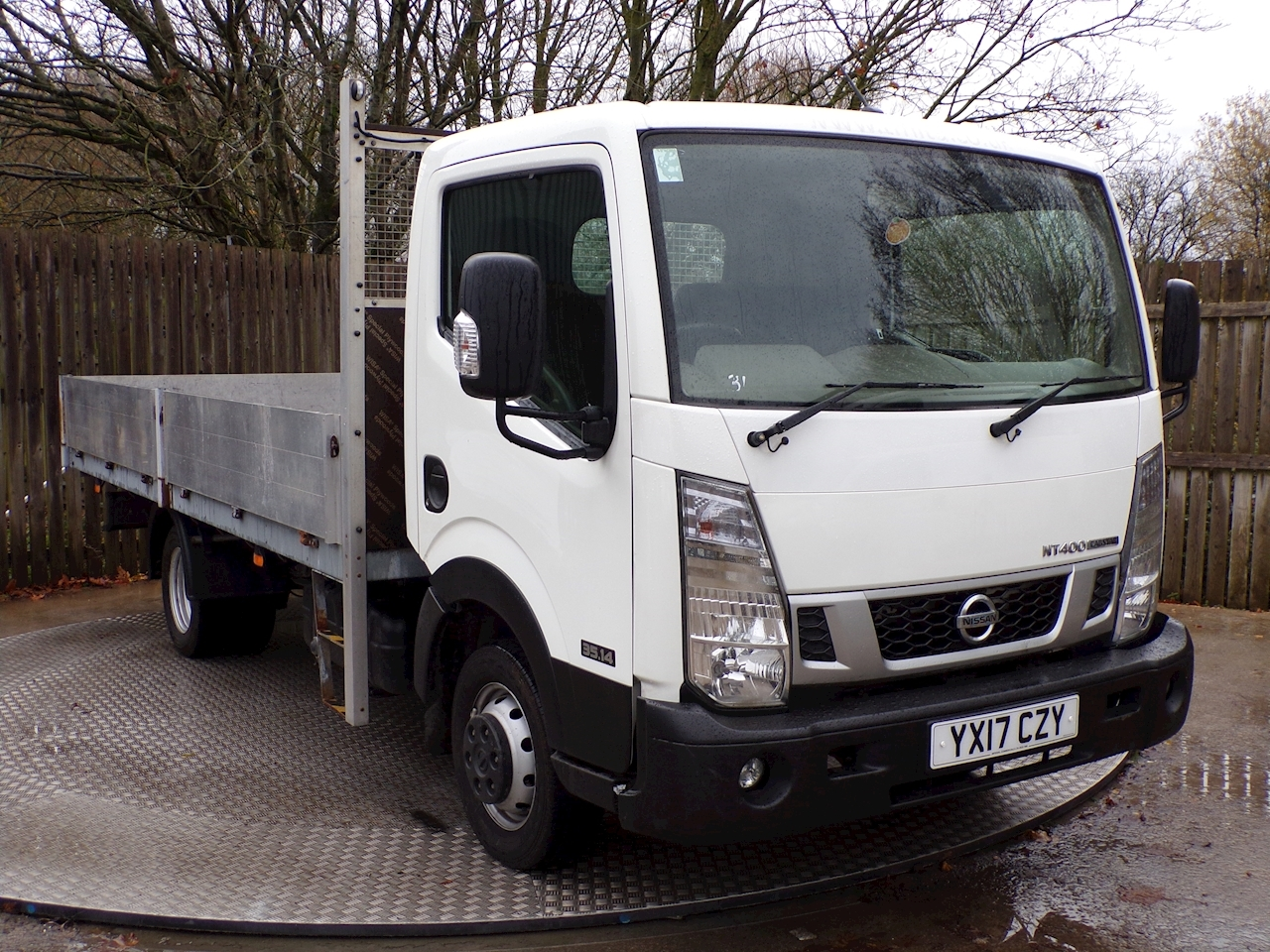 Nissan Nt400 Cabstar Dci 35.14 Dropside 15FT Double Alloy