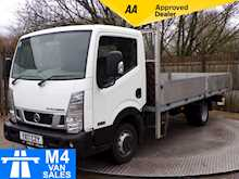 Nissan Nt400 Cabstar Dci 35.14 Dropside 15FT Double Alloy - Thumb 1