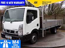 Nissan Nt400 Cabstar Dci 35.14 Dropside 15FT Double Alloy - Thumb 0