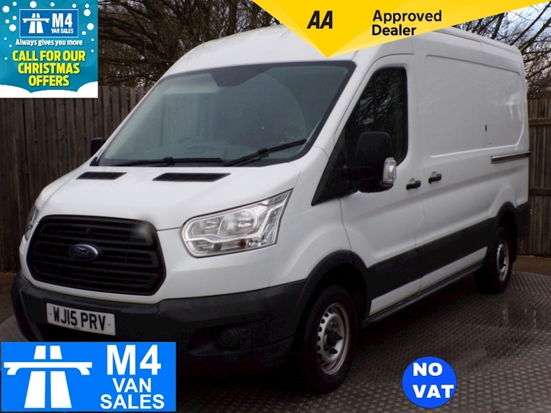 Ford Transit 290 MWB High roof  **NO VAT** Image 1