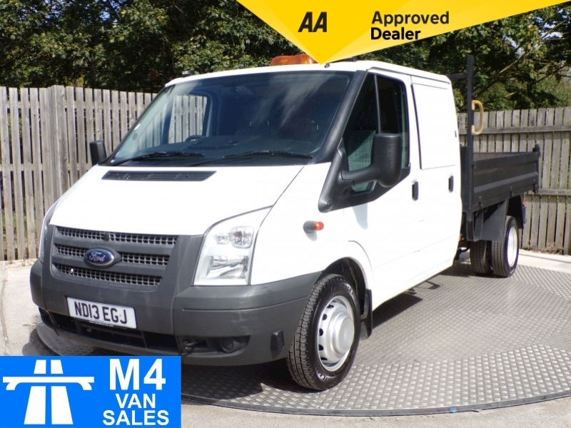 Ford Transit 350 1 STOP TIPPER Image 1