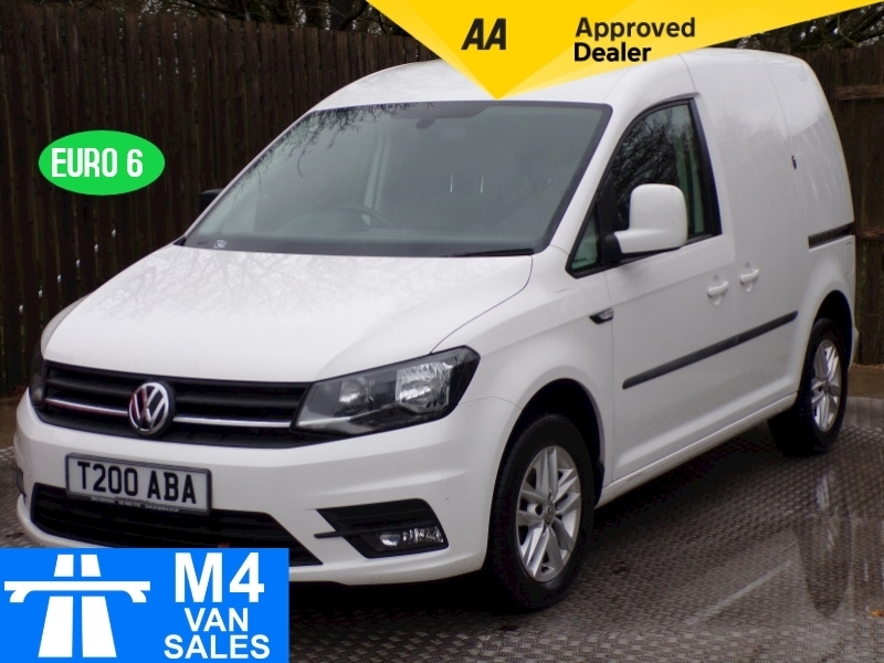 Volkswagen Caddy C20 Tdi Highline DSG Euro 6 WITH A/C Image 1
