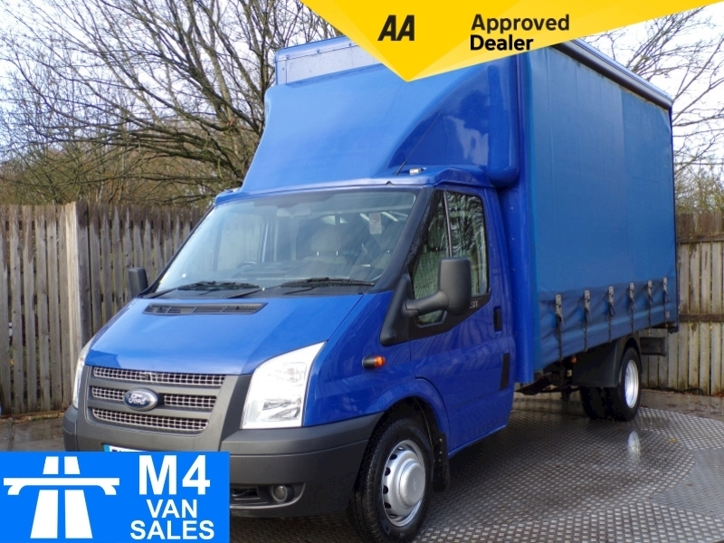 Ford Transit T350 CURTAINSIDER 100PS Image 1