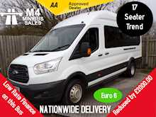 Ford Transit 460 Trend 17 Seater 125ps - Thumb 0