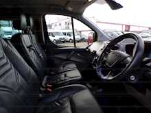 Ford Transit Custom 290 Limited L/R D/C MS-RT SPORT 155BHP - Thumb 16
