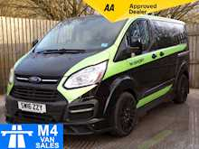 Ford Transit Custom 290 Limited L/R D/C MS-RT SPORT 155BHP - Thumb 0