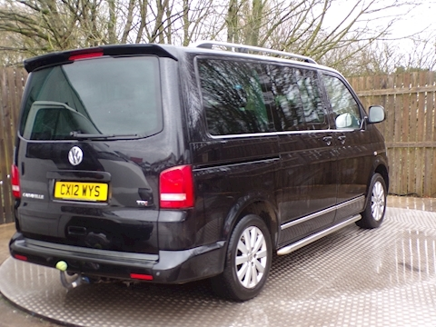 Caravelle Executive Tdi Mpv 2.0 Automatic Diesel