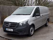 Mercedes-Benz Vito 111 Cdi LWB WITH A/C Euro 6 - Thumb 1