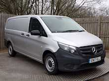 Mercedes-Benz Vito 111 Cdi LWB WITH A/C Euro 6 - Thumb 3
