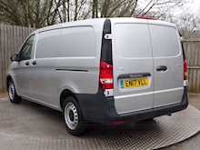 Mercedes-Benz Vito 111 Cdi LWB WITH A/C Euro 6 - Thumb 7