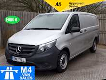 Mercedes-Benz Vito 111 Cdi LWB WITH A/C Euro 6 - Thumb 0