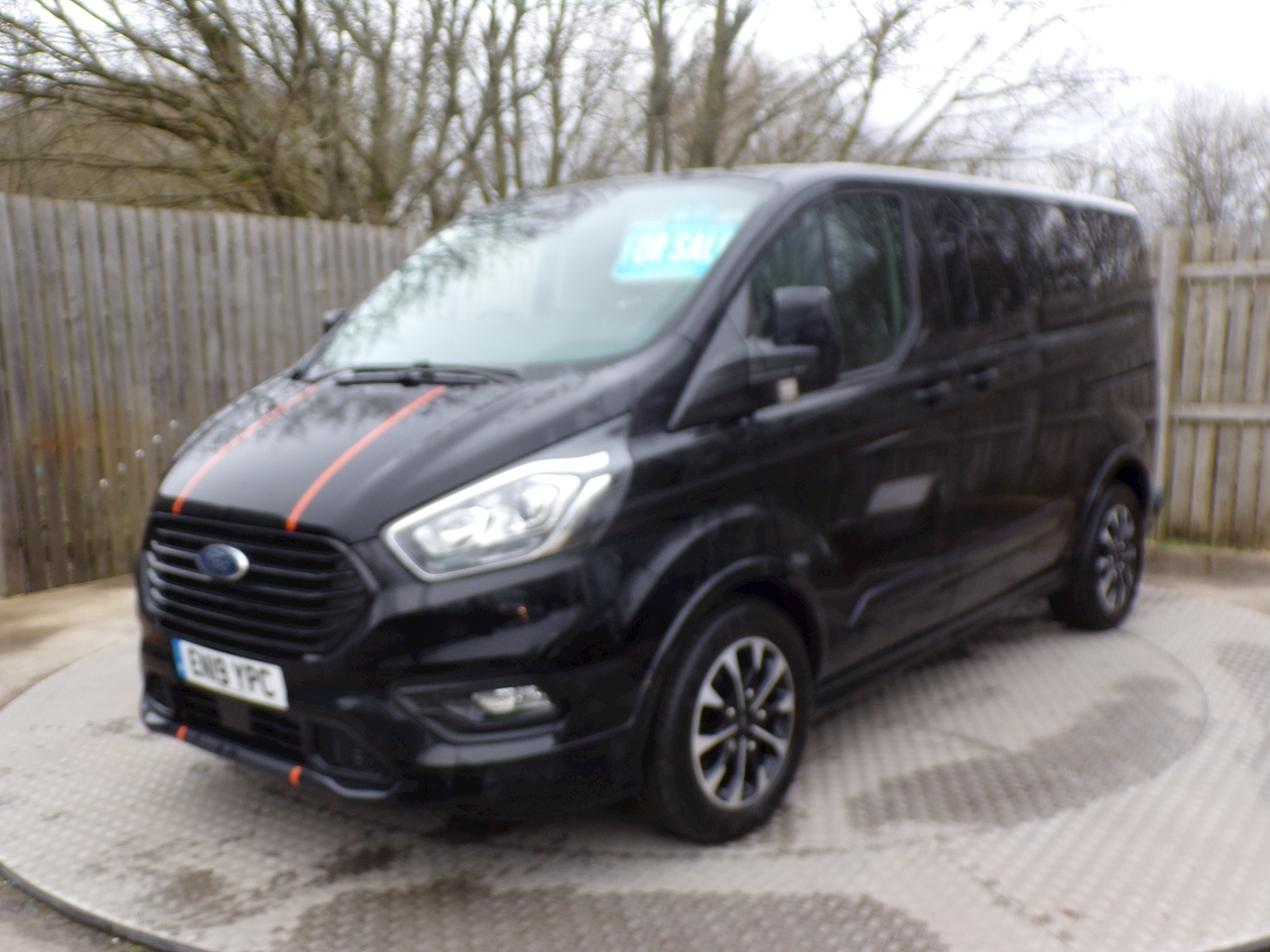 Ford Tourneo Custom 310 Sport 170ps