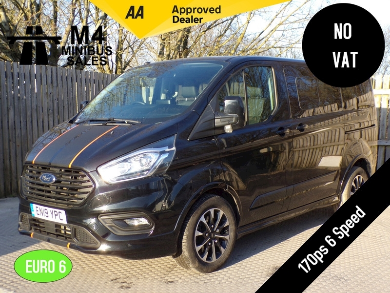 Tourneo Custom 310 Sport Mpv 2.0 Manual Diesel