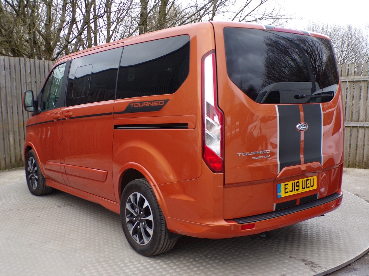 Ford Tourneo Custom 310 Sport 170ps Auto