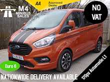 Ford Tourneo Custom 310 Sport 170ps Auto - Thumb 12