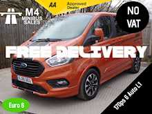Ford Tourneo Custom 310 Sport 170ps Auto - Thumb 1
