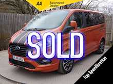 Ford Tourneo Custom 310 Sport 170ps Auto - Thumb 0