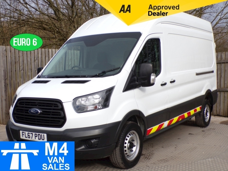 Ford Transit 350 LWB L3 H3 High Roof Euro 6 Image 1