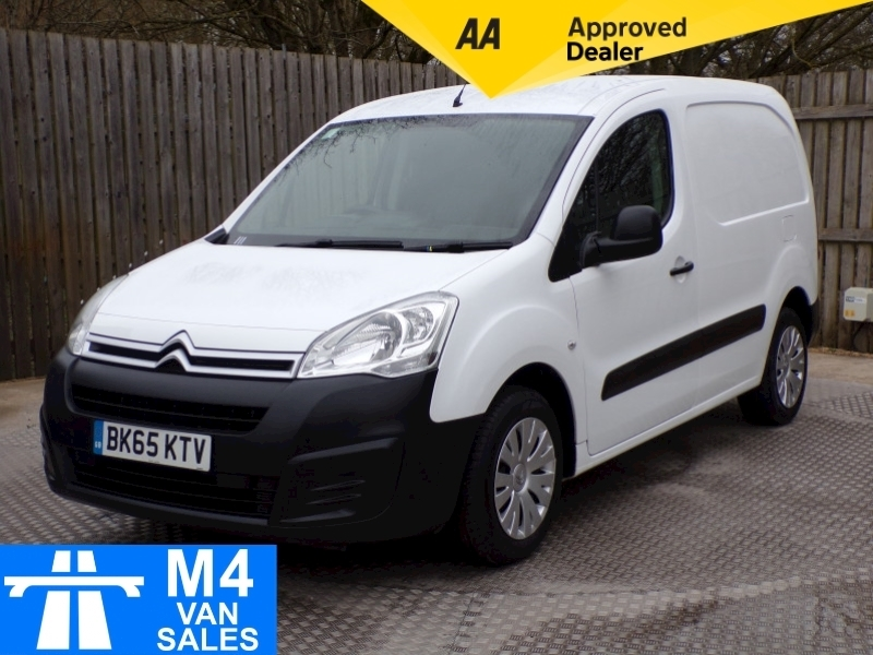Citroen Berlingo 625 X L1 Hdi WITH A/C Image 1