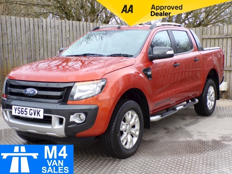 Ford Ranger Wildtrak 4X4 DOUBLE CAB Tdci with A/C Image 1