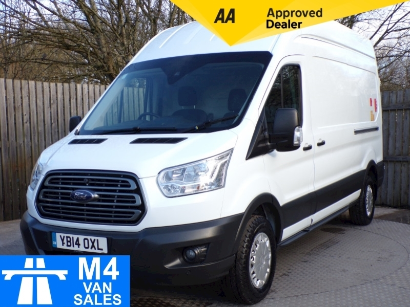 Ford Transit 350 Trend LWB H/R TAIL LIFT Image 1