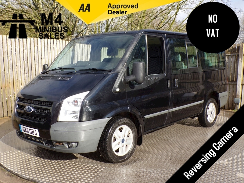 Ford Transit Tourneo Limited 140ps 9 Seater Image 1