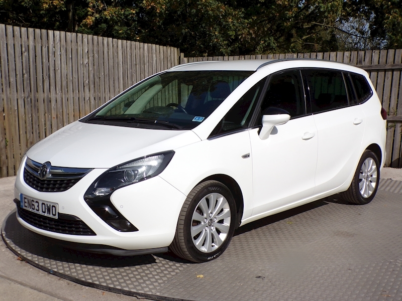 Vauxhall Zafira Tourer Se Turbo 140ps 7 Seater Image 1