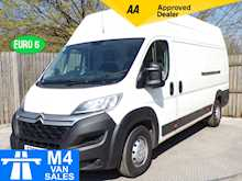 Citroen Relay 35 Heavy L4h3 Enterprise LWB **EURO 6** - Thumb 0