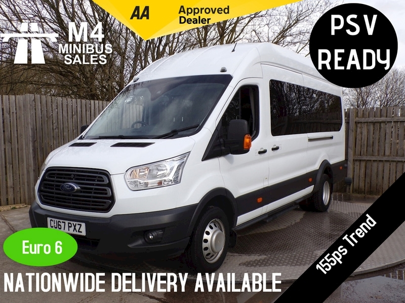 Ford Transit 460 Trend 17 Seater 155ps Image 1