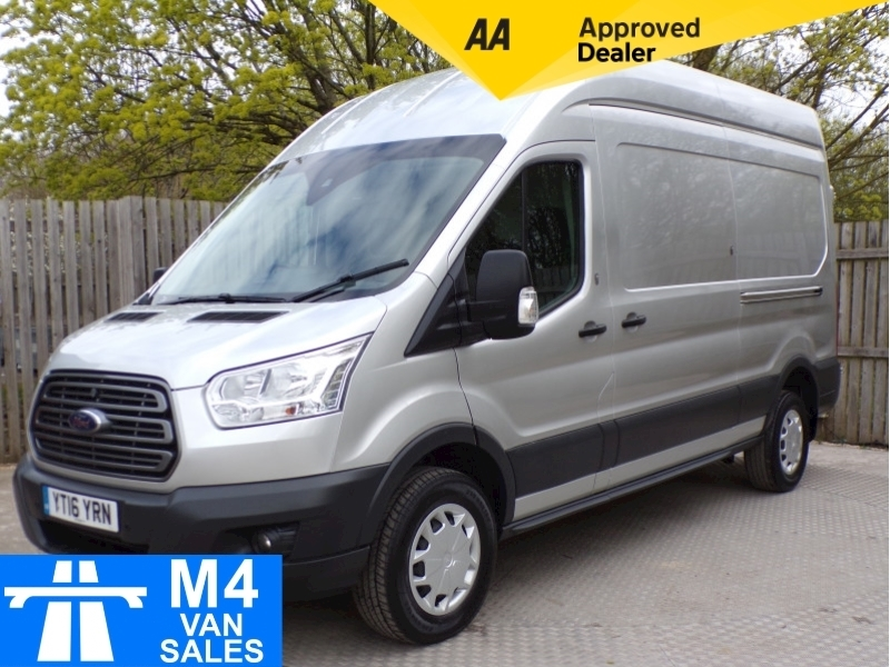 Ford Transit 350 Trend H/R LWB Trend Image 1