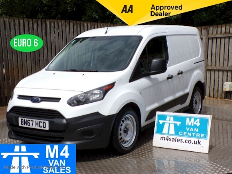 Ford Transit Connect 200 SWB **EURO 6** Image 1