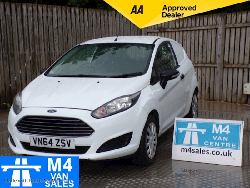 Ford Fiesta Base Tdci Image 1