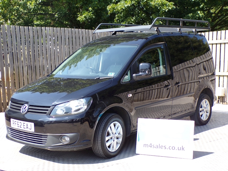 Volkswagen Caddy C20 Tdi Highline **NO VAT** Image 1