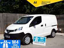 Nissan Nv200 Dci Acenta A/C REVERSE CAMERA - Thumb 0