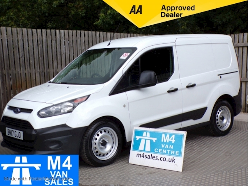 Ford Transit Connect T200 SWB Image 1