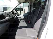 Ford Transit 350 C/C Dropside caged 10ft 7