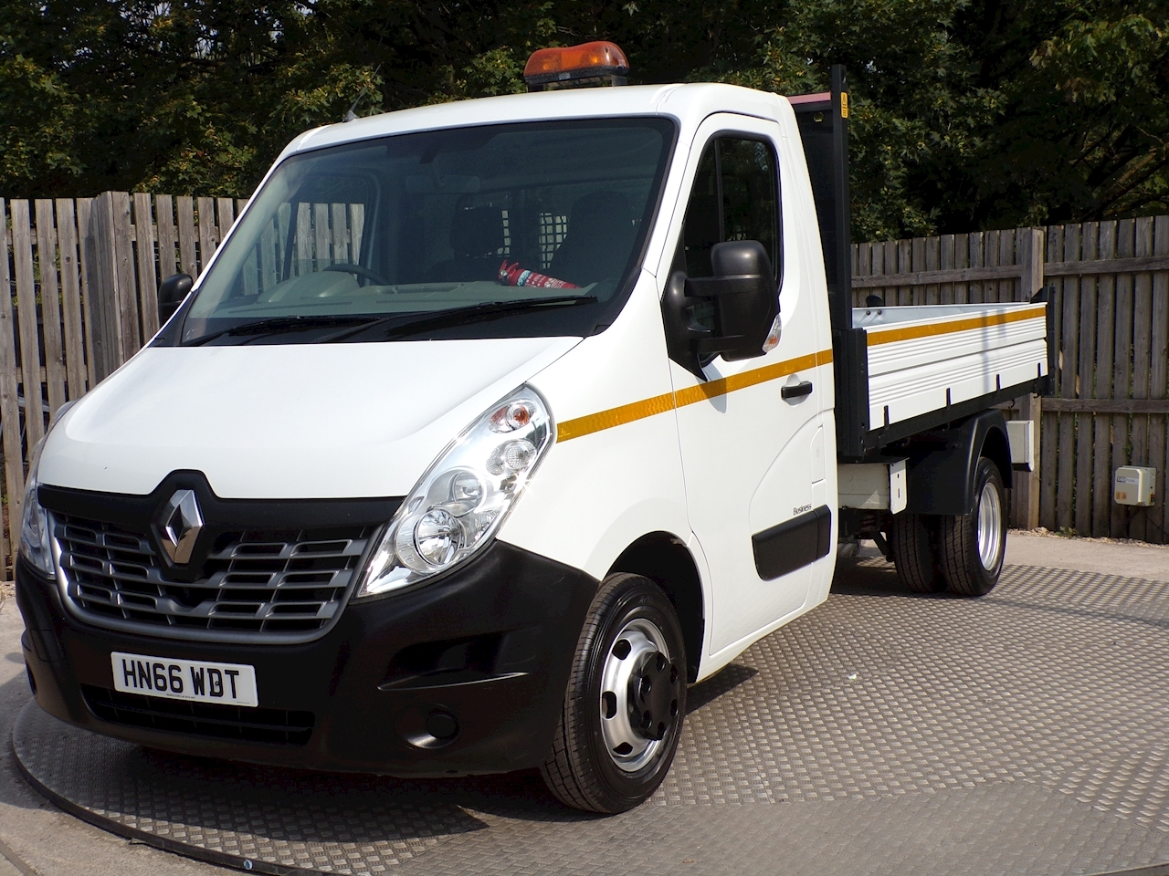 Renault Master Ml35 Business Dci L/R Tipper S/C 1 Stop body