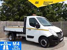 Renault Master Ml35 Business Dci L/R Tipper S/C 1 Stop body - Thumb 0