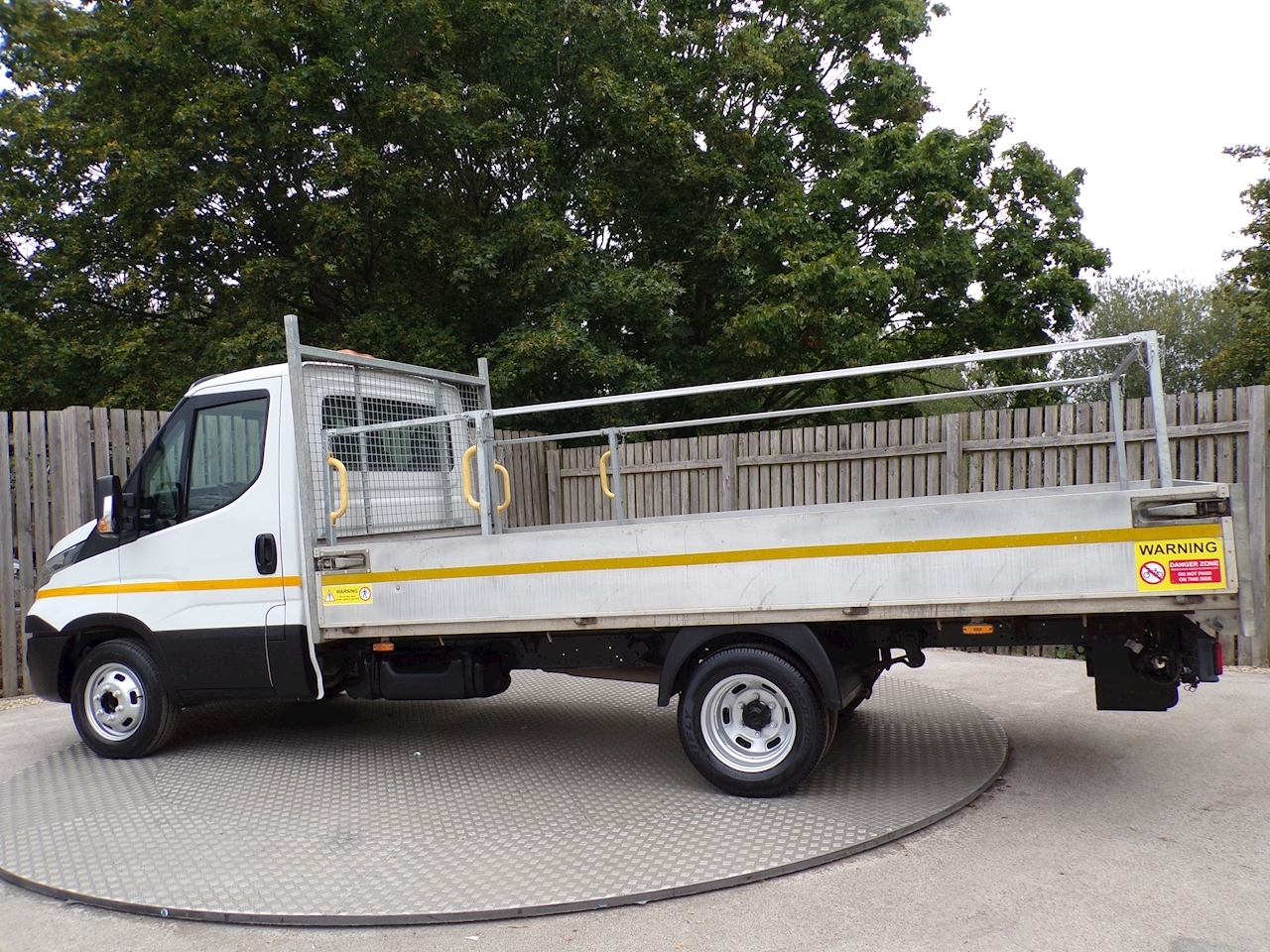 Iveco Daily 35C13 LWB Dropside