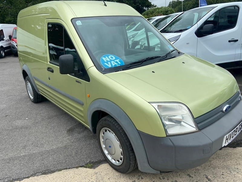 Ford Transit Connect 1.8 TDCi T230 H/R 4dr Diesel Manual L (89 bhp) Image 1